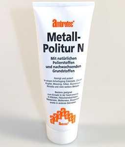 Ambratec Metallpolitur N Universal-Polierpaste 250ml