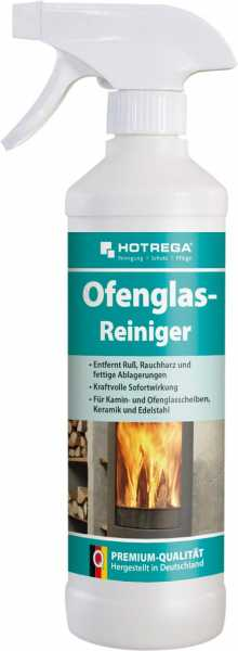 Hotrega Ofenglas-Reiniger 500 ml Sprühflasche