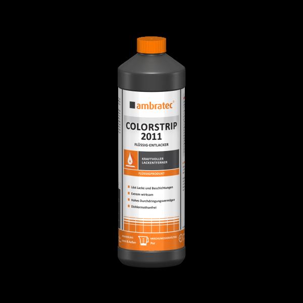 Ambratec Colorstrip 2011 Dichlormethanfreier Hochleistungsentlacker 1 Liter