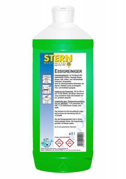 STERN-Essigreiniger 1l Flasche