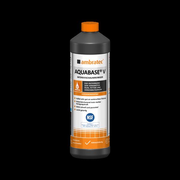 Ambratec Aquabase® V Intensivschaumreiniger