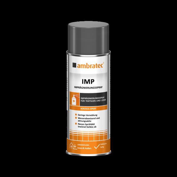 Ambratec IMP Aerosol Imprägnierungsspray für Textilien und Leder 400ml