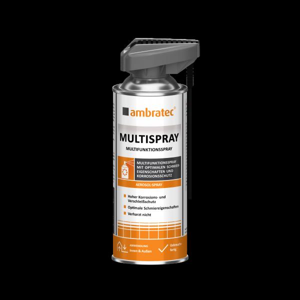 Ambratec MULTIFUNKTIONSSPRAY, Multispray Aerosol, 400 ml