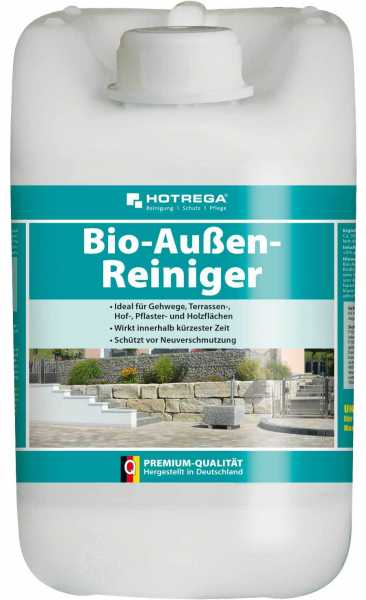 Hotrega Bio-Außen-Reiniger 5 Liter Kanister (Konzentrat)