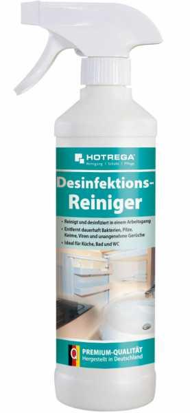 Hotrega Desinfektions-Reiniger 500 ml Sprühflasche