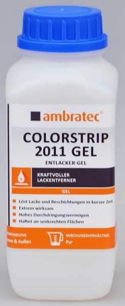 Ambratec COLORSTRIP 2011 GEL ENTLACKER-GEL