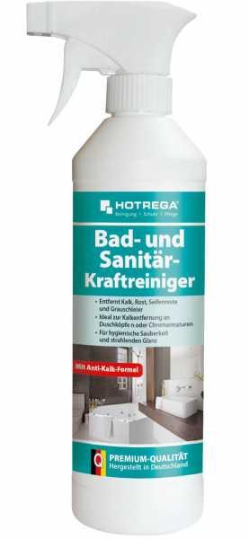 Hotrega Bad- und Sanitär-Kraftreiniger 500 ml Sprühflasche