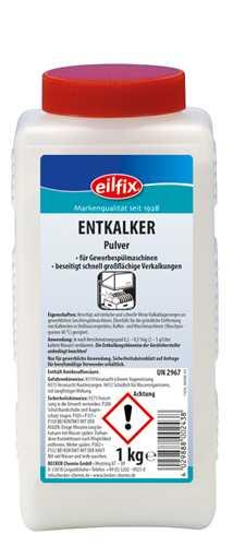 eilfix Entkalker Pulver 1 kg
